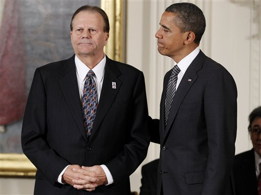 Barack Obama, Roger Kemp