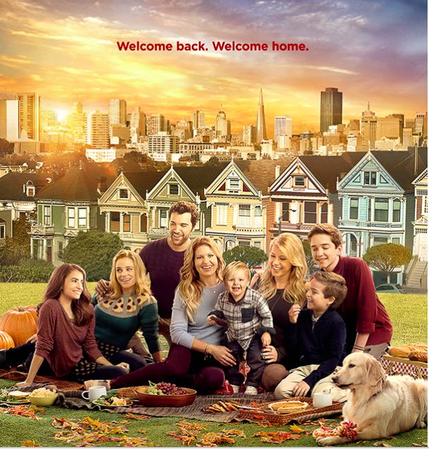 Cast of Fuller House Season 2