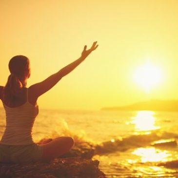 Inner Peace, Life